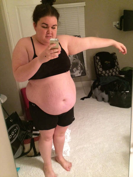 Fast Food Addict Drops Major Weight After Making A Big Change (26 pics)
