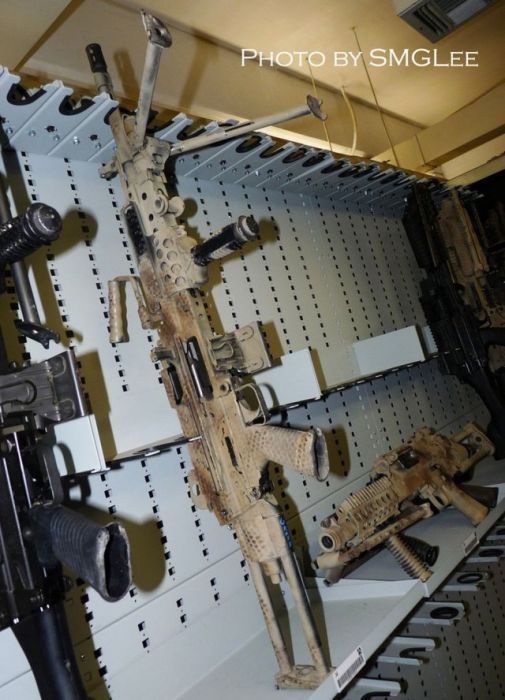 Inside The Armory Of A Navy SEAL Unit (50 pics)