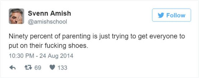 Parents Explain Parenthood By The Numbers (51 pics)