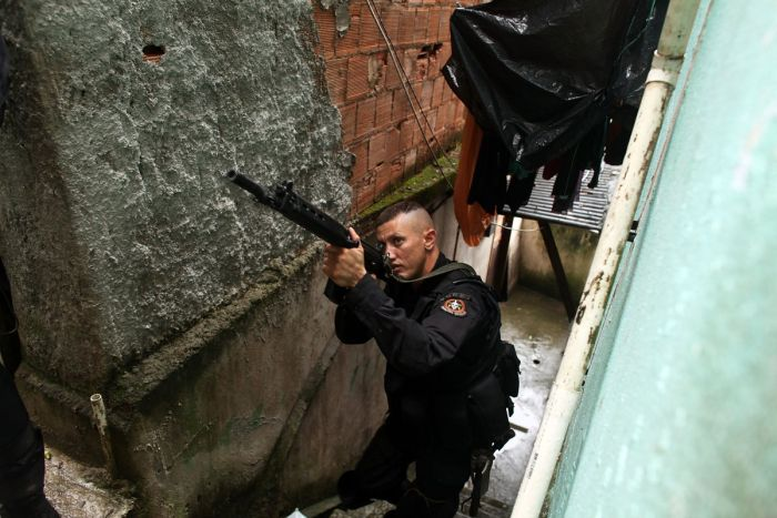 An On The Ground Look At Brazil's Most Dangerous Slums (21 pics)