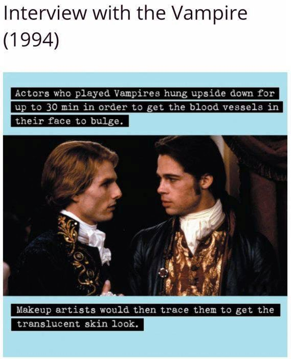 Awesome Movie Facts And Exciting Trivia That Will Teach You Something New (25 pics)
