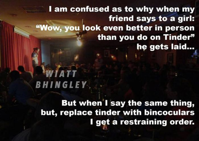 Stand Up Comedy Jokes That Will Instantly Improve Your Mood (22 pics)