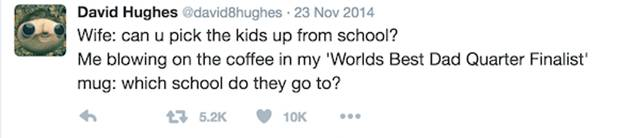 David Hughes Is Definitely One Of The Funniest People On Twitter (43 pics)