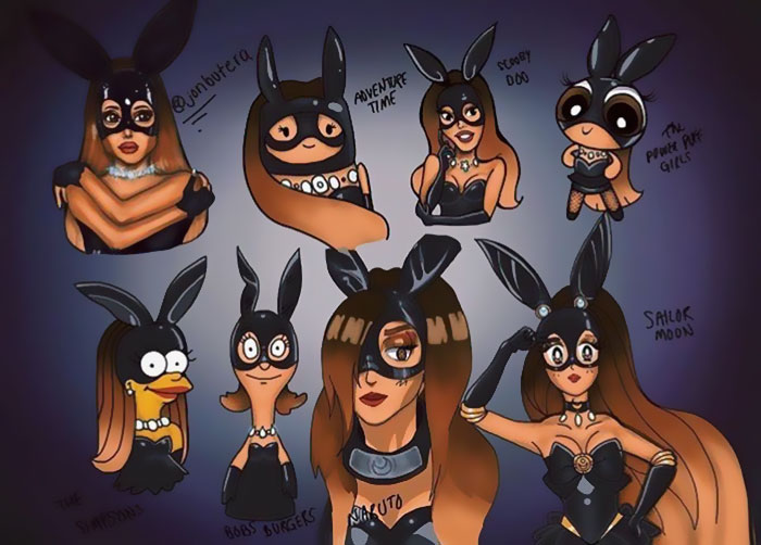 Artists Recreate Their Art In Different Cartoon Styles With Awesome Results (23 pics)