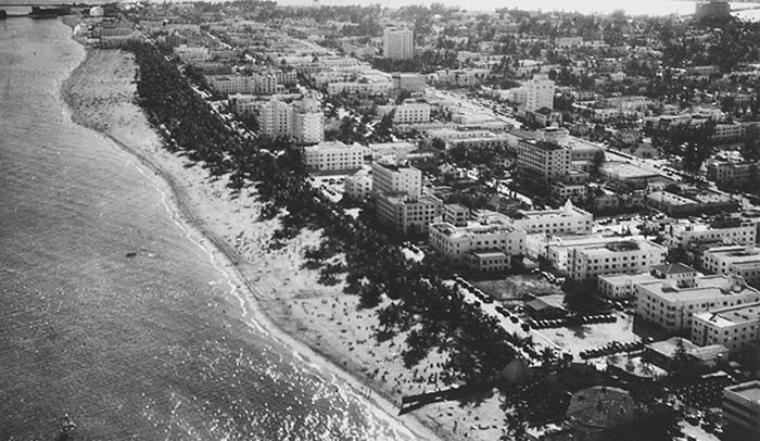 See How Much Miami Has Changed Over The Last 120 Years (18 pics)