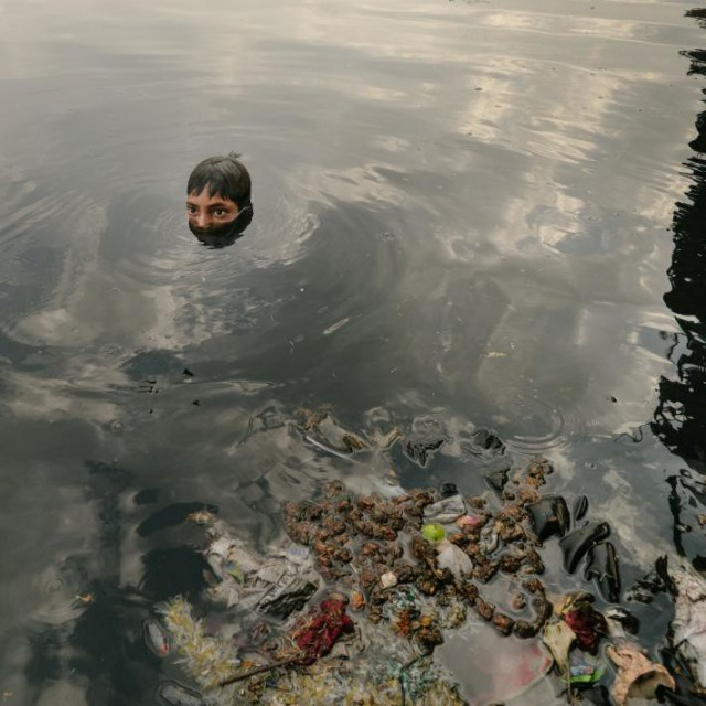 Delhi Has Been Named The Dirtiest City In The World (11 pics)