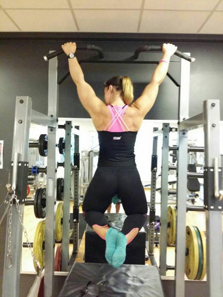 This Woman's Story Of Incredible Willpower Is Inspiring (14 pics)