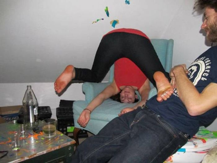 Drunk People Are Always A Good Source Of Comedy When You Need A Laugh (40 pics)