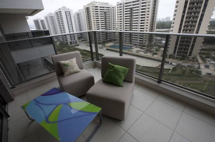 Rio's Olympic Village Doesn't Appear To Be Ready To Receive Athletes (25 pics)