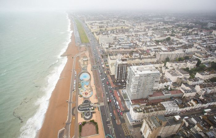 Panoramic Tower In Brighton Offers Incredible Views (7 pics)