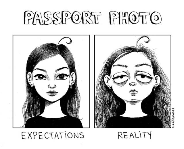 Funny Comics Show The Problems Women Face Everyday (22 pics)