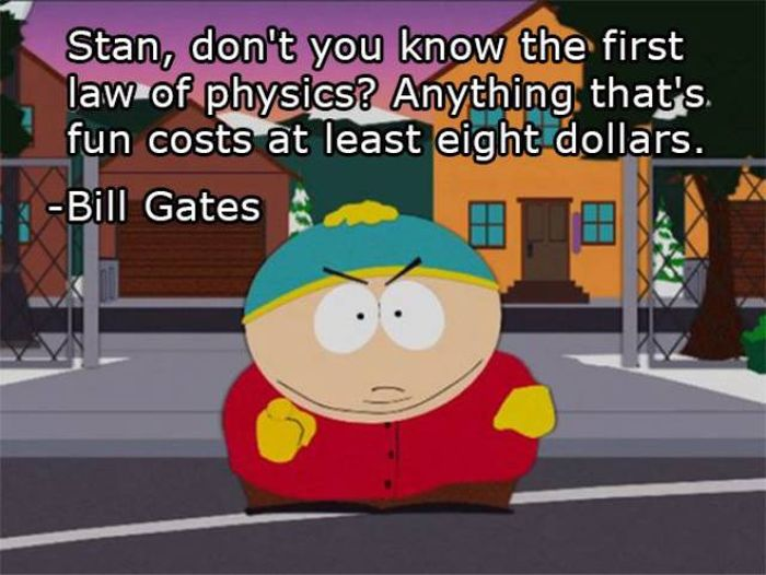 Hilarious Cartman Quotes Matched Up With Different Celebrities (25 pics)