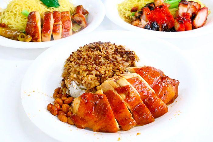 Street Vendor In Singapore Receives Michelin Star (4 pics)