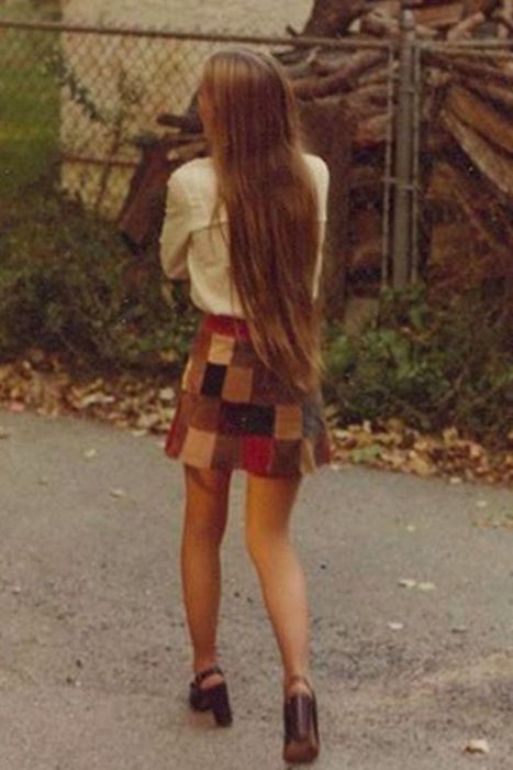 A Look Back At The Gorgeous Women Of The 70s (24 pics)