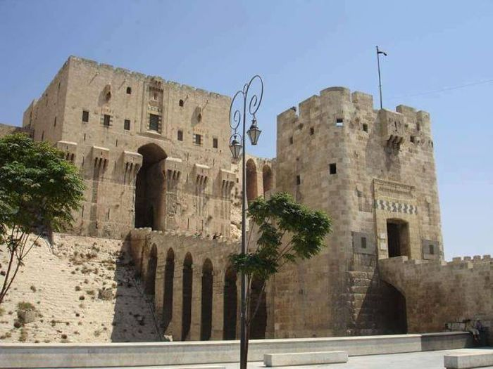 Syria Used To Be A Beautiful Place Before The War (41 pics)