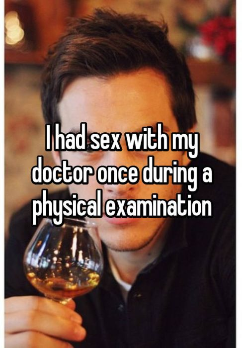 Patients Share Stories About Sexual Encounters With Their Doctor (17 pics)