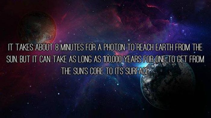 Shocking Facts About Space That Will Expand Your Mind (14 pics)