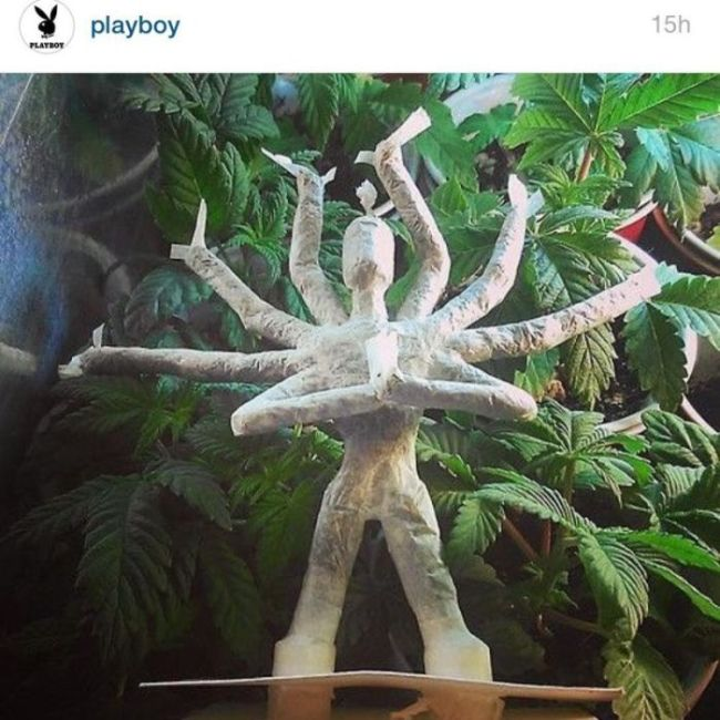 Meet The Man That Gets Paid Thousands To Roll Spectacular Joints (30 pics)