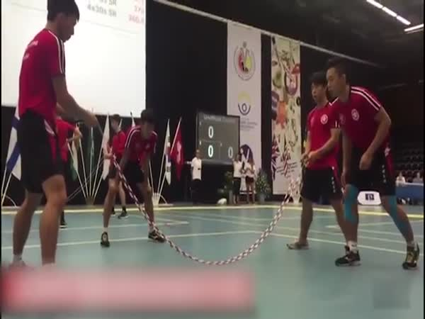 Jump Record