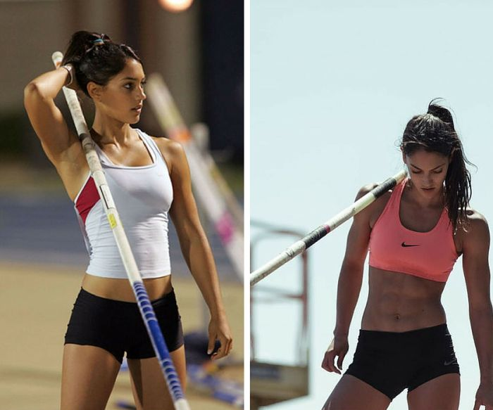 19 Gorgeous Women Who Will Give You A Reason To Watch The Olympics (19 pics)