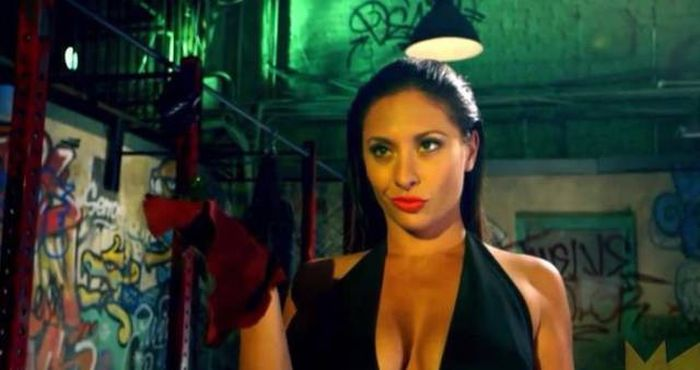 The Hottest Female Wrestlers Of All Time (30 pics)