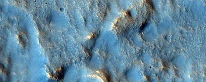 39 Fotos interesantes tomadas del planeta Marte.