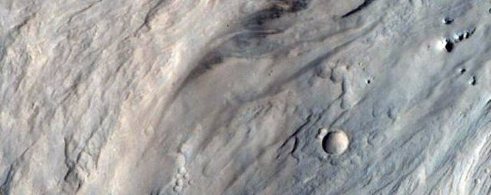 Interesting Photos Of Mars Taken By NASA's Mars Reconnaissance Orbiter (39 pics)