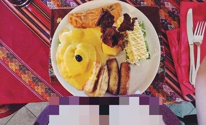 How Delicious Food Looks From A Woman's Point Of View (10 pics)