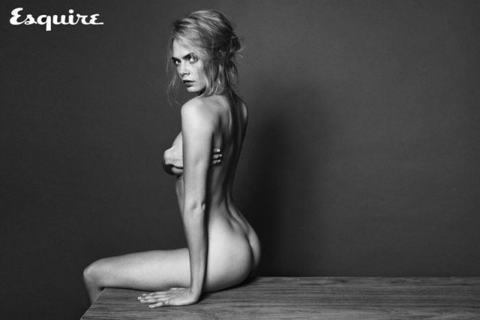 Suicide Squad Star Cara Delevigne Strips Down For A Sexy Photo Shoot (8 pics)