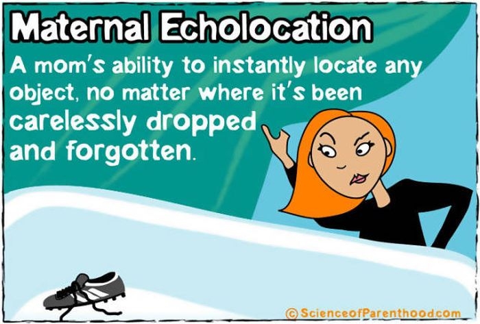 Amusing Comics That Break Down The Science Of Parenthood (40 pics)