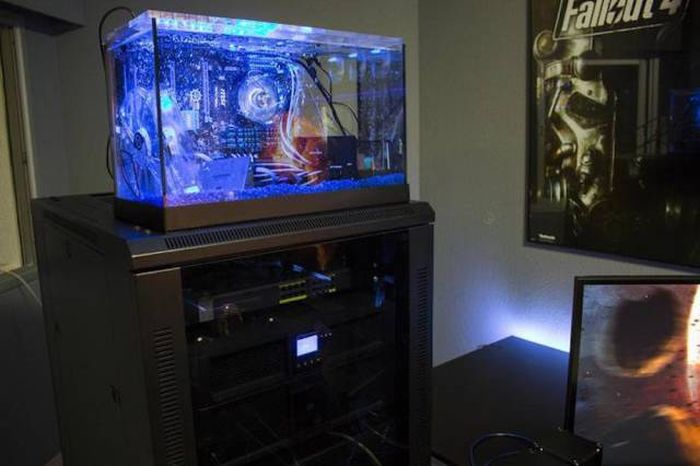 Cool PC Gaming Set Ups You Wish You Could Own (23 pics)