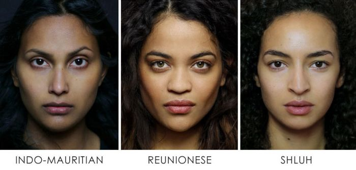 The Ethnic Origins Of Beauty Proves Every Nationality Is Beautiful (9 pics)