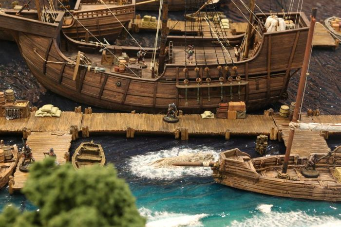 Fantasy Dioramas That Are Nothing Short Of Impressive (10 pics)
