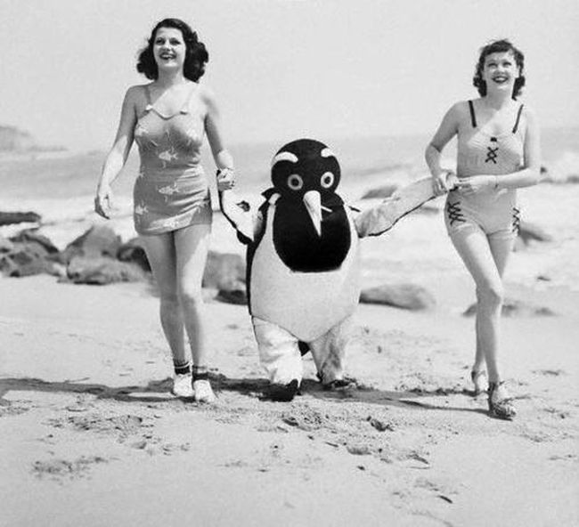 Vintage Photos That Will Leave You Baffled (27 pics)