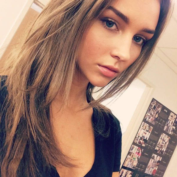 A Collection Of Beautiful Girls With Very Seductive Eyes (50 pics)