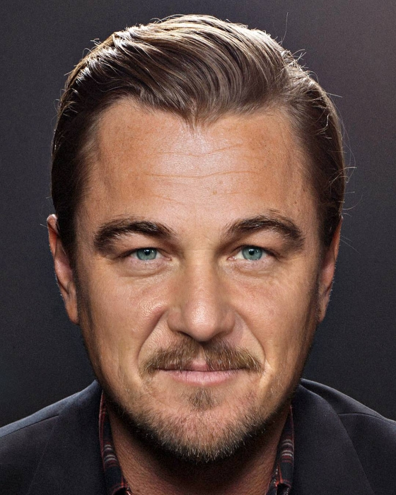 Merged Celebrity Pictures Show A New Look At Familiar Faces (15 pics)