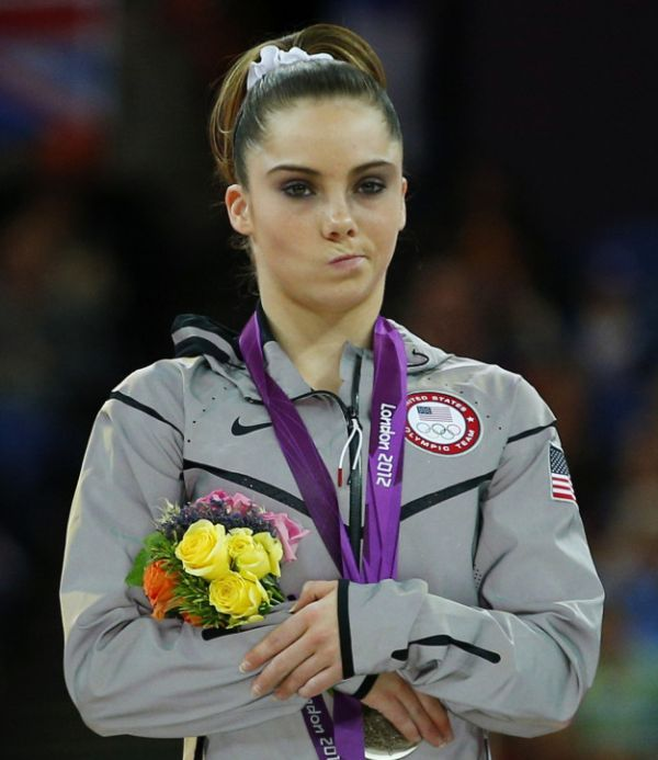 See What Former Olympian McKayla Maroney Looks Like Today (10 pics)