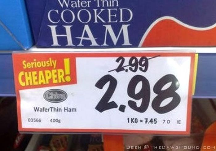 It's Pretty Clear That These Grocery Store Workers Just Don't Care Anymore (21 pics)