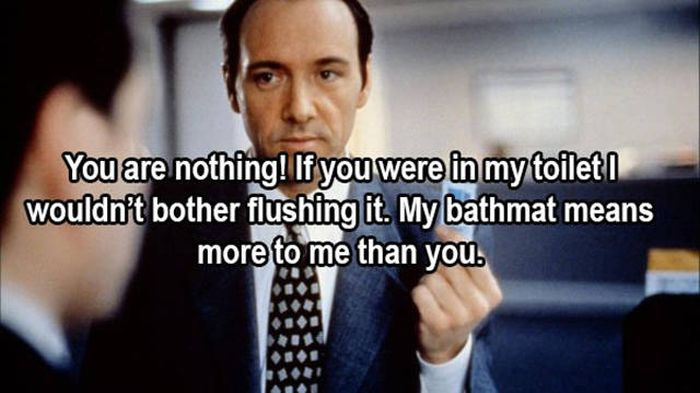 Clever Movie Burns That Will Help You Insult People With Style (20 pics)
