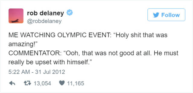 Tweets About The Rio Olympics That Will Have You Laughing All Day Long (70 pics)