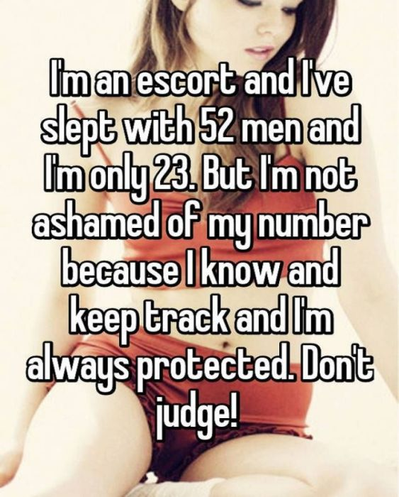 Professional Escorts Reveal Secrets About Their Line Of Work (25 pics)
