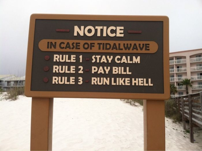 Hilarious Beach Pics That Will Make You Wish Summer Would Never End (21 pics)