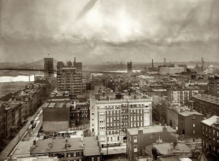 Vintage Photos Of New York City From 100 Years Ago (47 pics)