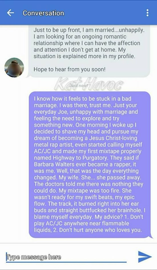 Female Comedian Completely Destroys Guys Who Hit On Her On Social Media (8 pics)