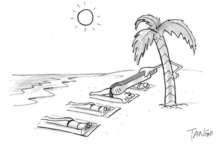 Simple But Witty Cartoons That Will Crack You Up (46 pics)