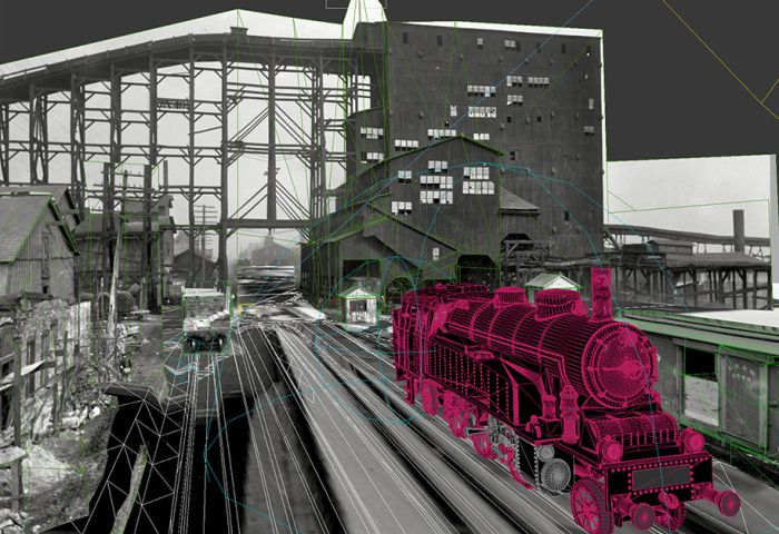 Photographer Turns Old Photos Into Stunning 3D Animations (8 pics)