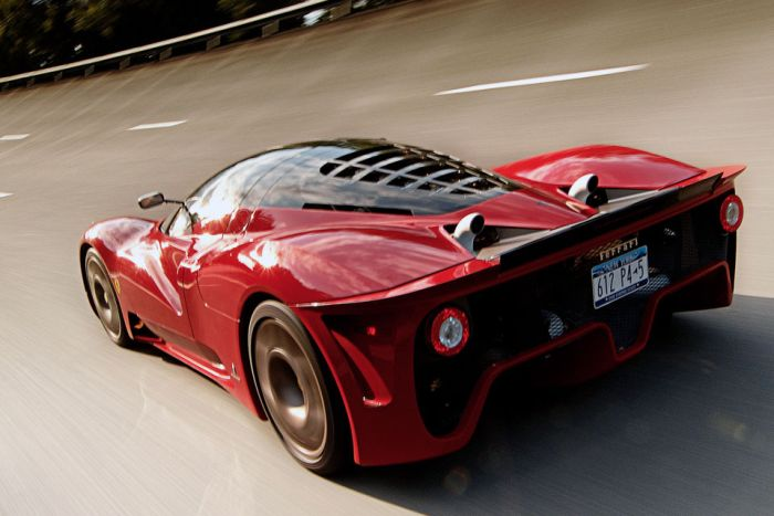 The Most Incredible Cars In The History Of Monterey Car Week (20 pics)