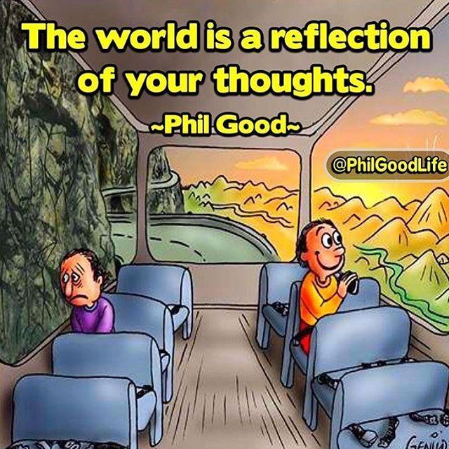 Bagaimana Kita Melihat Dunia Di Hadapan Kita?