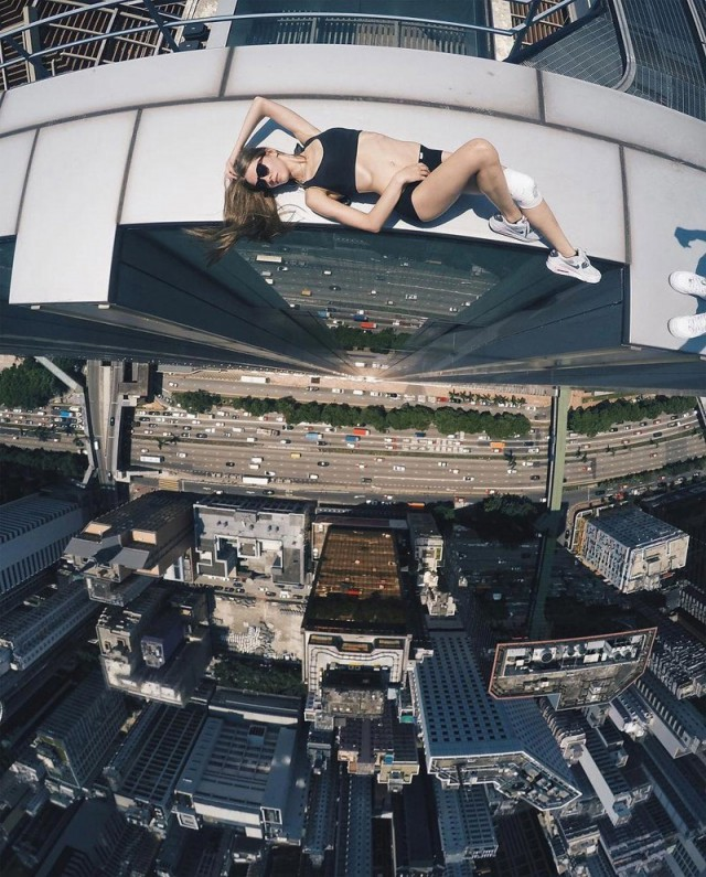 Self Taught Photographer Takes Stunning Photos In High Places (14 pics)