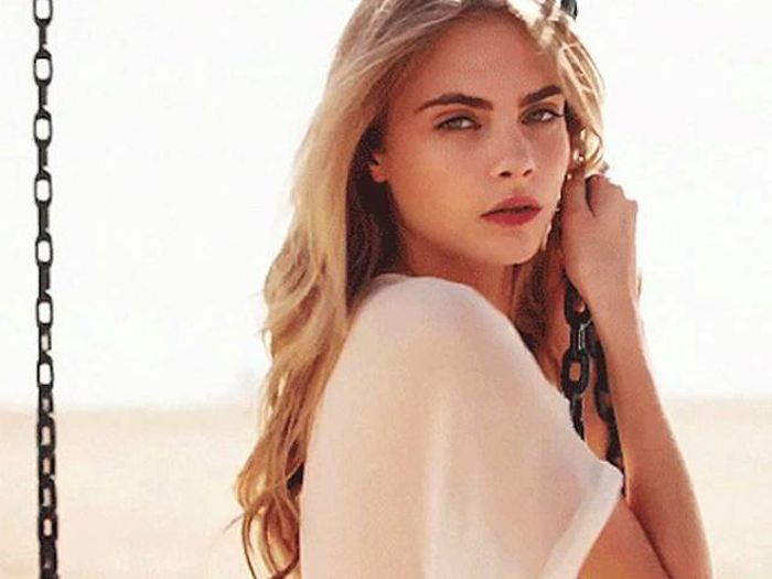 These Stunning Cara Delevingne Gifs Will Leave You Mesmerized (17 gifs)